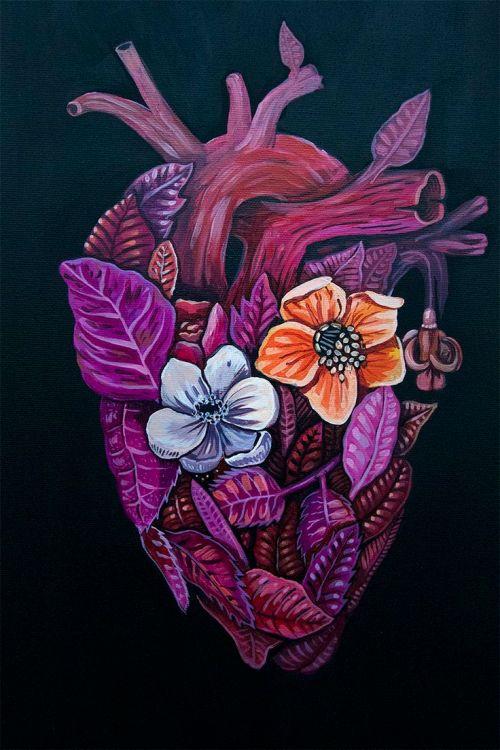"""Autor: Edgar Flores """"SANER""""  Título: Latidos del corazón"""